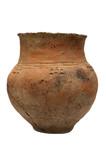 Ancient prehistoric pot poster