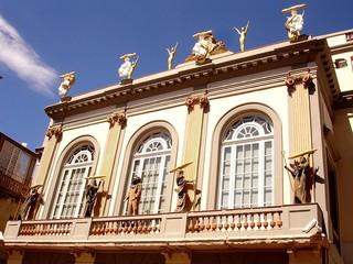 Balcon musée Dali