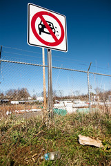 No littering 02