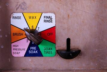 Car wash selection 02