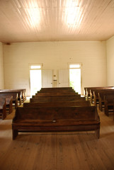 Interior of empty church 02