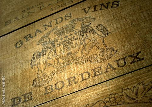 Foto op Aluminium Wijn vin