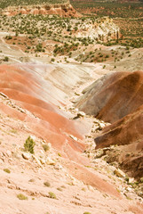 Burr Trail in Grand Staircase-Escalante National Monument