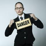 dangerous woman poster