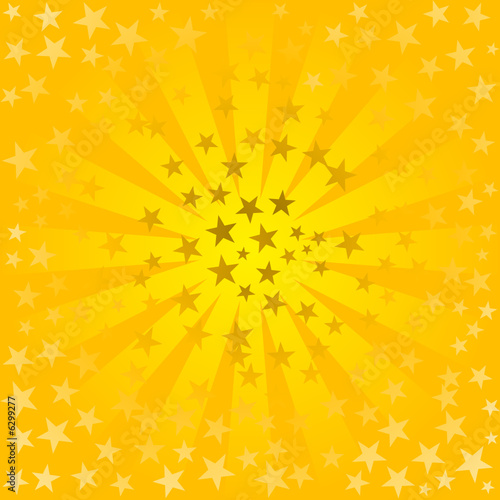 Abstract background gold vector illustration