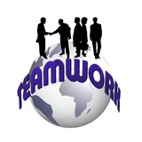 teamwork global poster