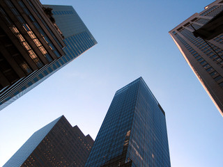 Corporate Skyscapers