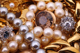Fototapeta jubiler - skarb - Biżuteria