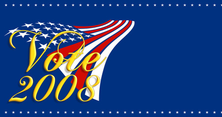 2008 Election Banner
