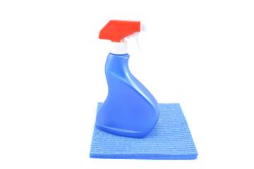 detergent spray