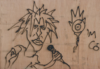 Singer's Graffiti