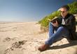Beach Bible Study