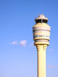 Air Traffic Control Tower at Atlanta Hartsfield-Jackson Airport.
