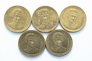 Olimpic games money