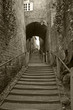 Stoneway steps Bridgnorth Shropshire - 6348025