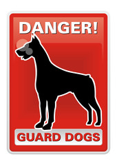 Danger! Guard Dogs