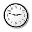 Leinwandbild Motiv Uhr
