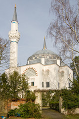 Moschee und Tor