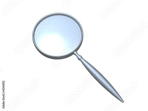 3d magnifying glass