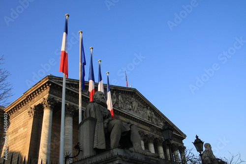 L'assemblée nationale de france