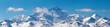 Leinwandbild Motiv Mount Everest, view from Tibet