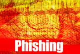 Phishing, a hot online web security topic for the internet poster