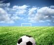 Постер, плакат: penalty kick 11