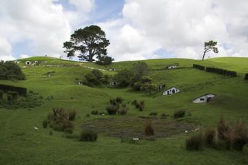 Dorf in Neuseeland