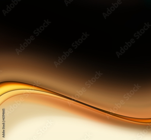 Abstract brown background - 6394665