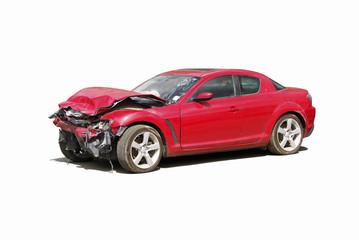 wreck  auto