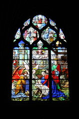 Stained-glass - religion