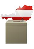Election autrichienne poster