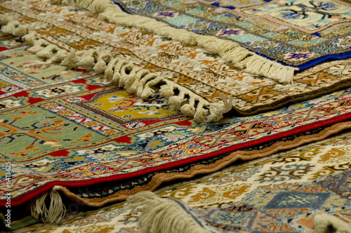 tapis marocain de pics money photo libre de droits 6413625 sur. Black Bedroom Furniture Sets. Home Design Ideas