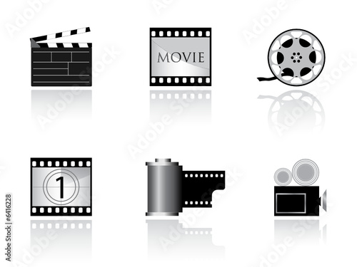 Nice movie icons