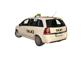 Fototapety Taxi 2