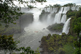 Iguazu Falls is the most visited place in Argentina.. poster