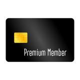 premium member karte poster