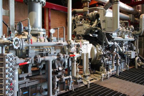 Compressor station - 6434416