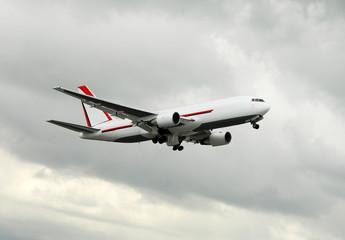 Boeing 767 cargo jet