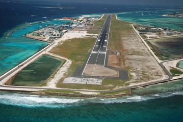 Male' Airport, Maldives