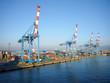 Industriehafen Genua