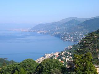 Küste Genua