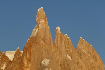 Mount Cerro Torre. Patagonia, Argentina.