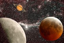 lekcja astronomii, planetach