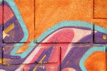 Grafittimauer