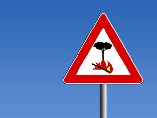 Pericolo di incendio