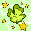 Clover - St. Patrick's Day Background