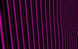 Purple Laser Bars Digitally Generated Fractal Background poster