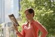 Lesen in der city