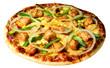 Pizza zwibeln paprika chicken